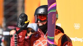 Freestyle skier Yuki Tsubota finished the season on a high with a bronze medal in slopestyle on Friday at Seiser...