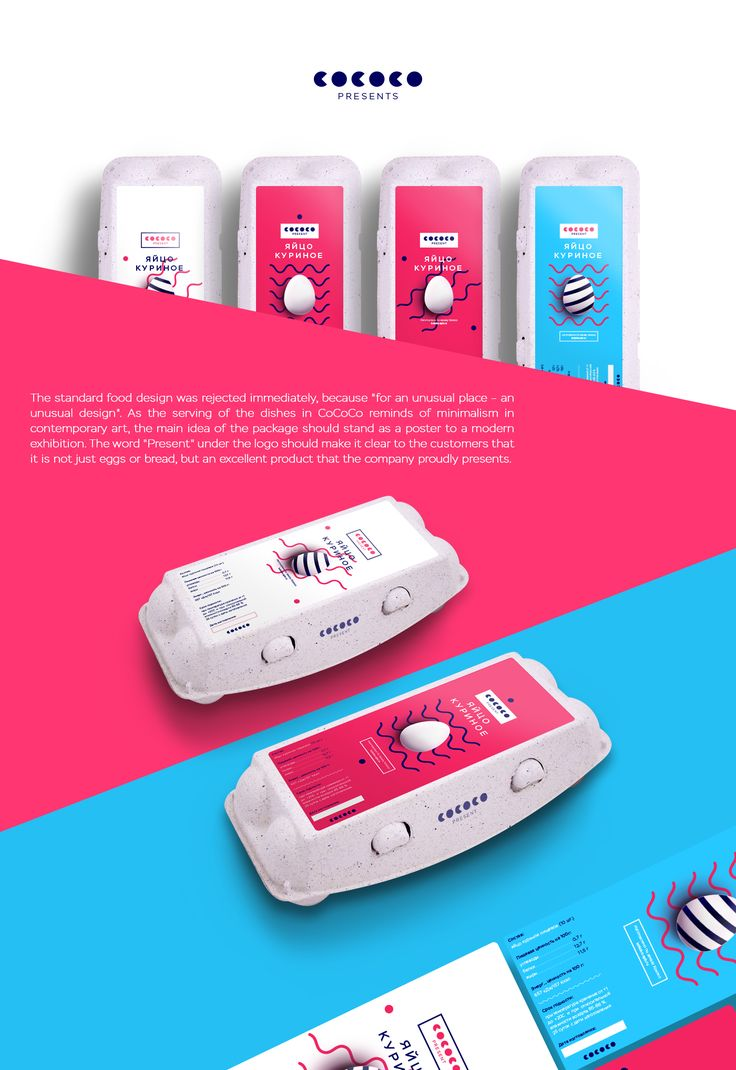CoCoCo (Concept) on Packaging of the World - Creative Package Design Gallery