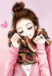 Evermind ~ Everlasting Memories ~: Enakei ~ si Cute dari Negeri Ginseng