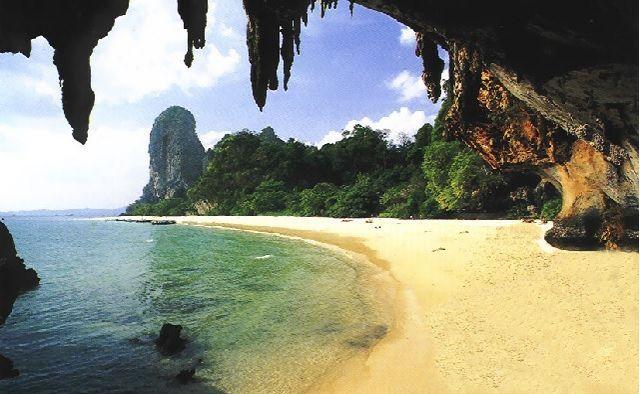 Краби Тайланд лучшие пляжи материкового побережья Андаманского моря