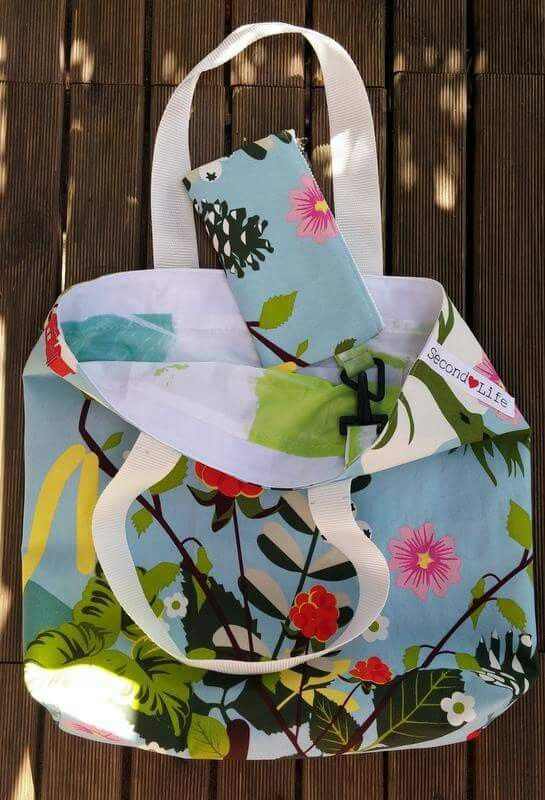 Torba LATO Second Life Upcycling Bags