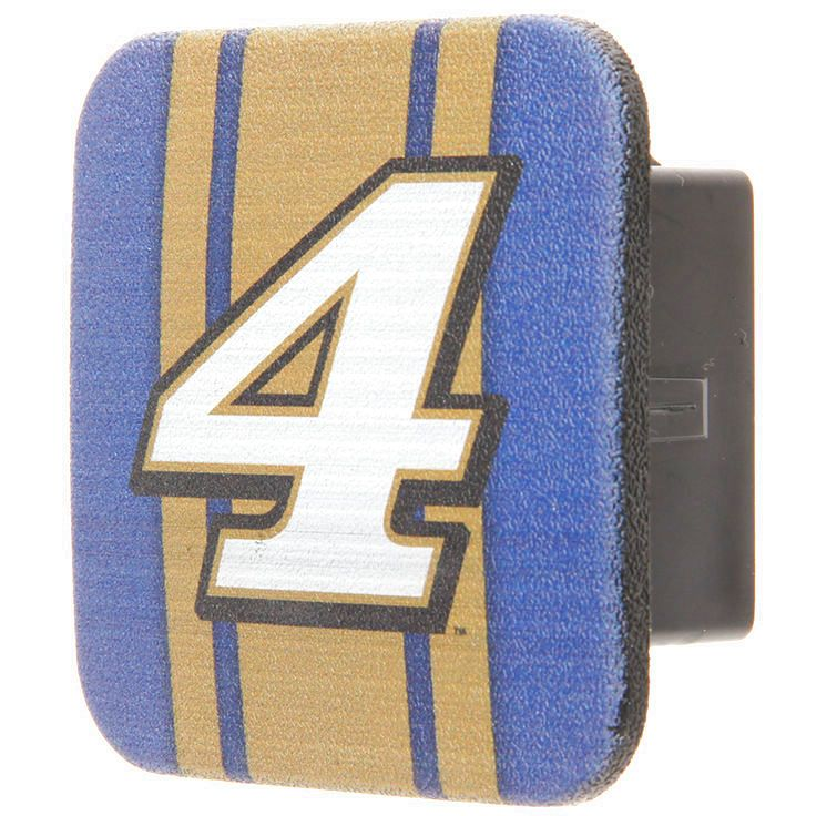 Kevin Harvick Rubber Trailer Hitch Cover - $7.19