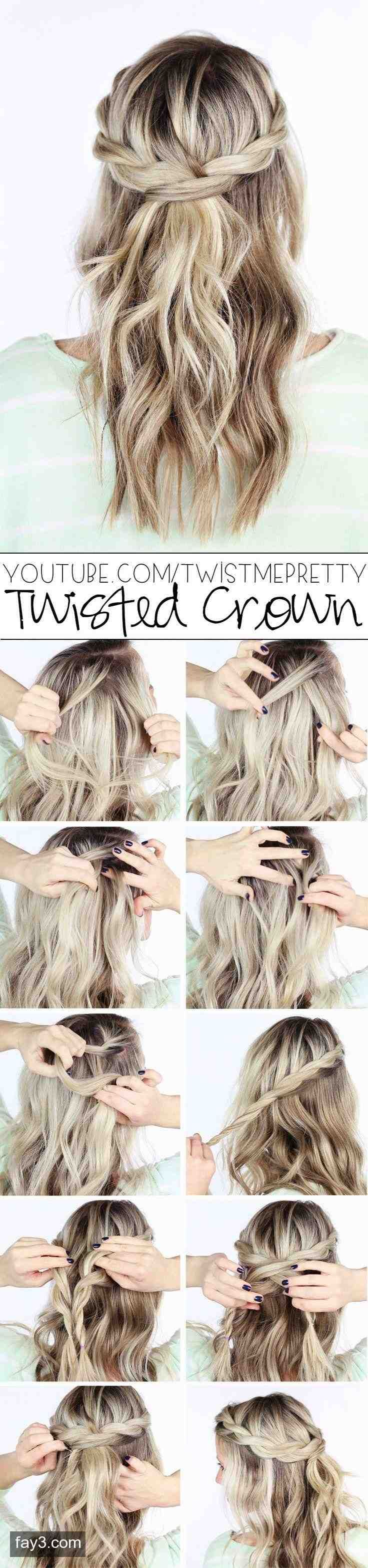 1200 best Hairstyles & Makeup تسريحات ومكياج images on Pinterest