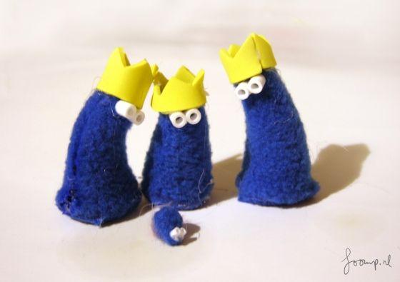 Drie koningen (Mieke Driessen 2013)