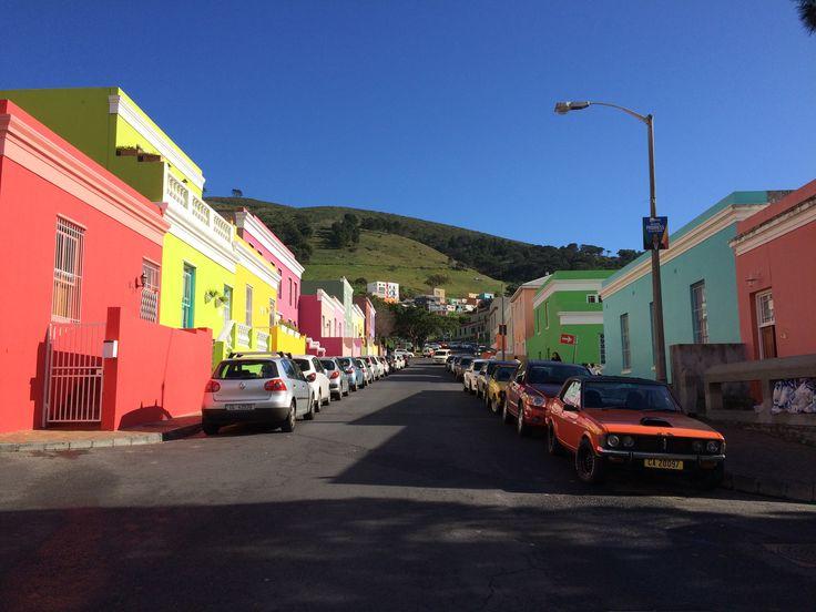 Bo-Kaap colours...