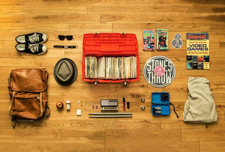Music Essentials: Peanut Butter Wolf   HYPETRAK (exemplo com mouse-over)
