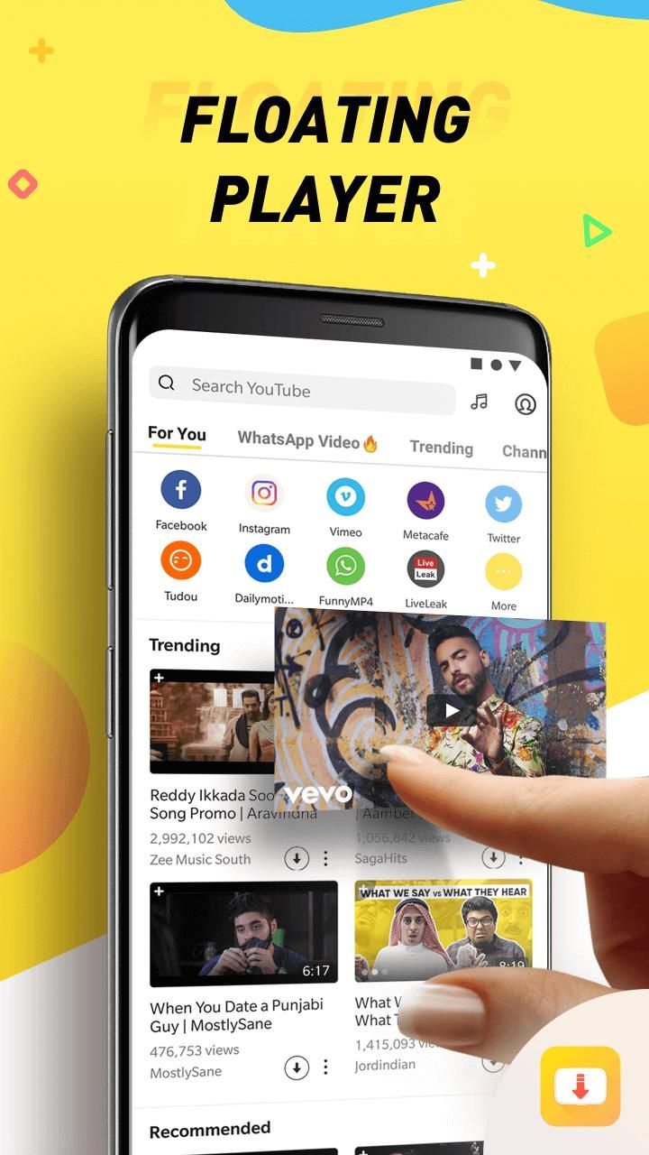 Snaptube For Android Apk Download With Images Music Download