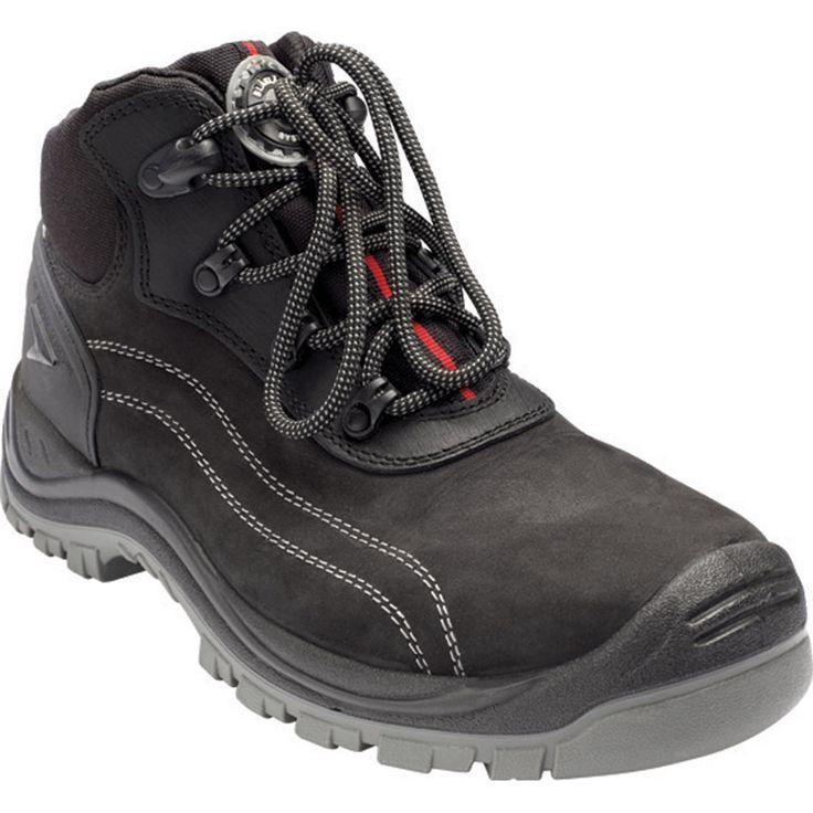 23150001 - Hoge veiligheidsschoen 9900 Zwart - Schoenen - Schoenen/laarzen — Blåkläder - brede neus -  #Blåkläder - http://www.webshopworkwear.com/nl