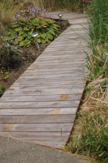 Garden Boardwalk, Gearhart Oregon