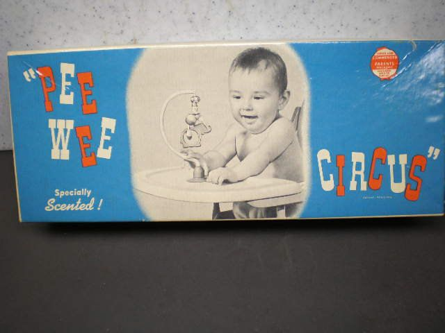 Vintage Mid Century Children's Advertising Box by 20thCenturyCool on Etsy