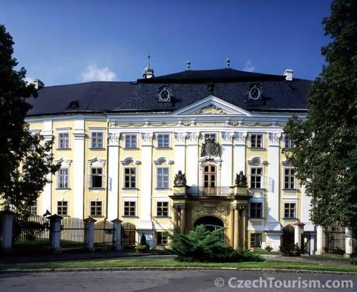 Bruntál Chateau, Czech Republic