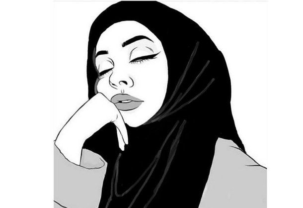 When you get sick of listening to people judge your hijab !  @lacoxx