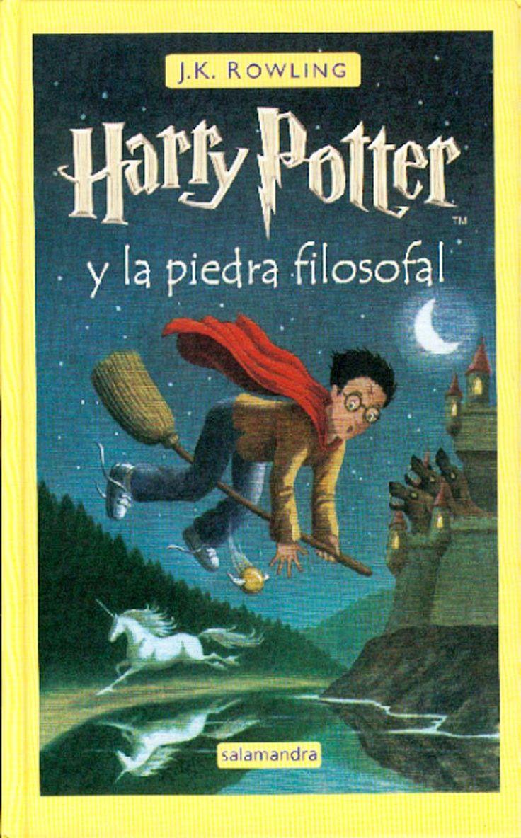 Harry Potter y la piedra filosofal                                                                                                                                                                                 Más