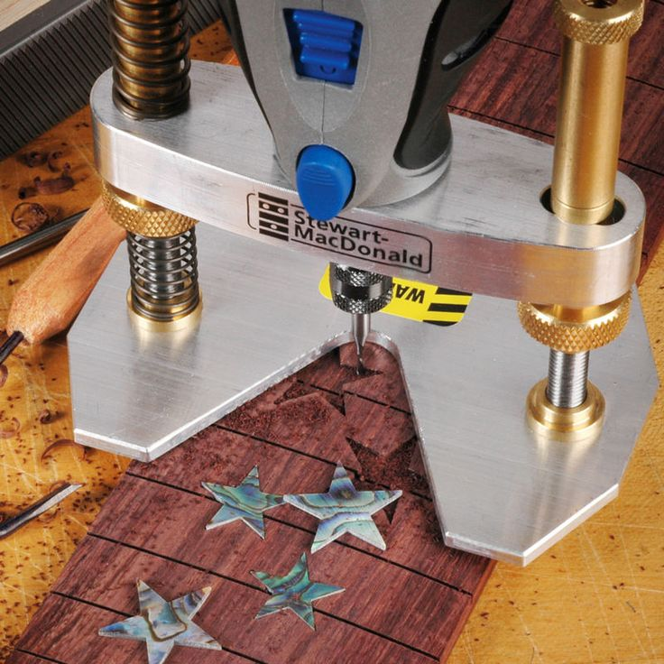StewMac Precision Router Base