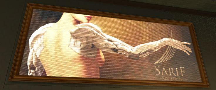 Deus Ex: Human Revolution | by Poor Gaming Guy
