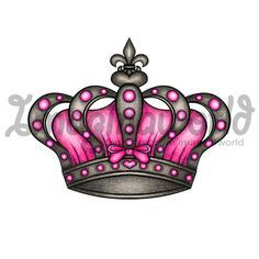 Crown tattoos on Pinterest | Crown Tattoo Design, Crowns and ...