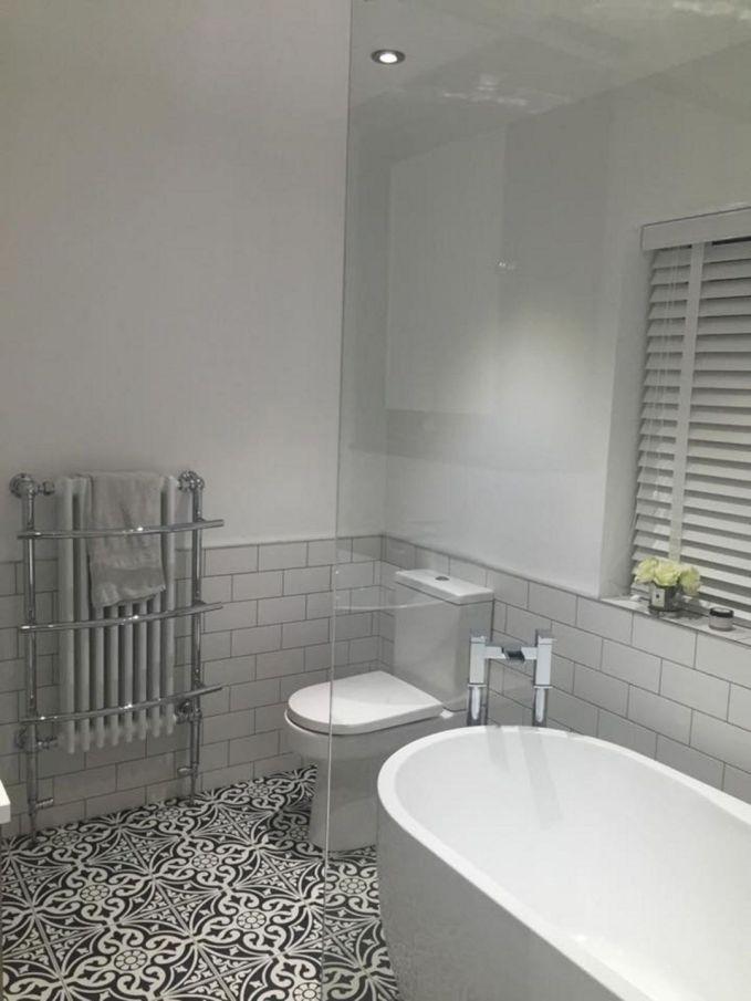 115 Diseños extraordinarios de baños pequeños para espacios pequeños 026 baños