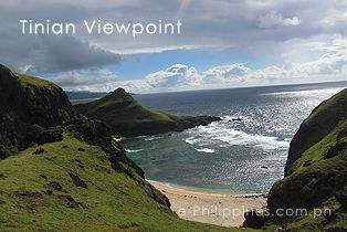 Tinian Viewpoint, Batanes Island, Philippines
