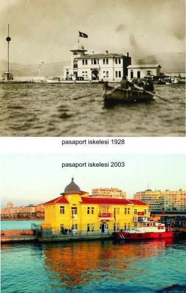 Pasaport iskele