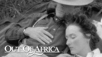 Tanskalainen nainen solmii järkiavioliiton naistensankarina tunnetun paronin kanssa. Pariskunta muuttaa Nairobiin, ja nainen rakastuukin huolettomaan metsästäjään.