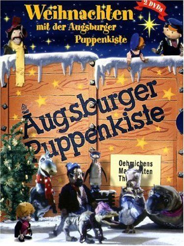 Weihnachten m. d. Augsburger Puppenkiste (2 DVDs): Amazon.de: Augsburger Puppenkiste, Vittorio Brignole, Manfred Jenning, Harald (Dr.) Schäf...