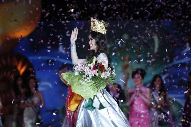 Ada Lagi Kontes, Miss Earth Indonesia 2013