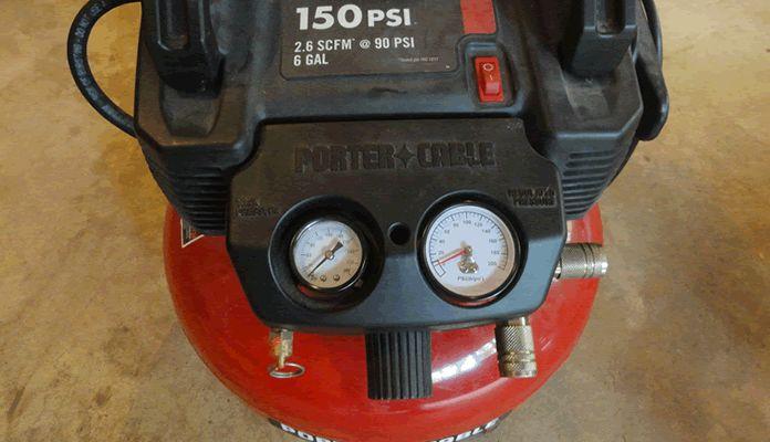 How To Repair A Leaky Pancake Air Compressor Part 1 Pancake