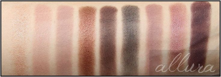 MAC Burgundy Times Nine Palette Review, Photos, Swatches