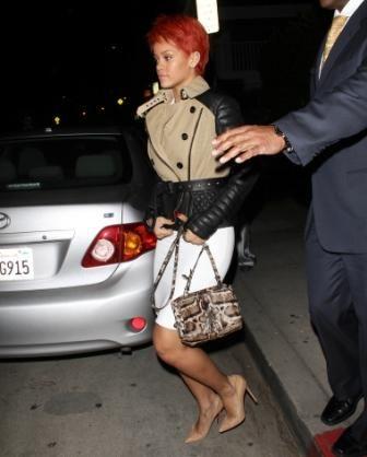 Риана (Rihanna) - уличный стиль (фото)