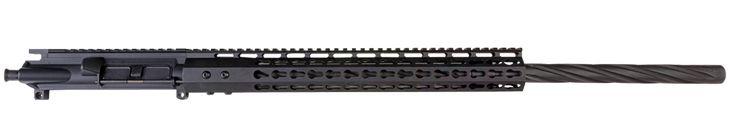 "AR-15 Upper Assembly - 24"" / .223 | 5.56 / Spiral Flute / 15"" CBC Gen 2 Keymod AR-15 Rail"