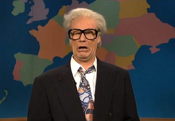 """""""HEY!""""  Harry Caray SNL Sunglasses"""