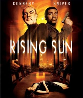 Rising Sun (1993) movie #poster, #tshirt, #mousepad, #movieposters2