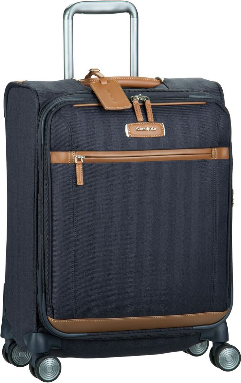 Taschenkaufhaus Samsonite Lite DLX Spinner 55 Expandable Midnight Blue - Trolley + Koffer: Category: Taschen & Koffer > Trolley…%#Taschen%