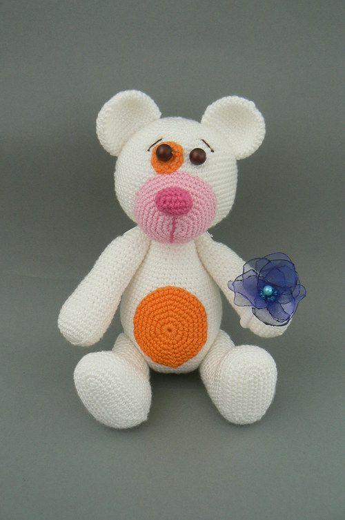 Kawaii Potato Amigurumi : 187 best images about Crochet Amigurumi - Teddy Bear on ...