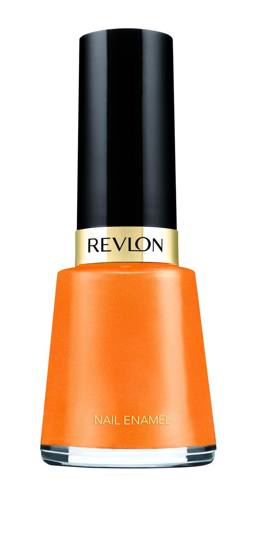 Revlon Nail Enamel in Tangerine
