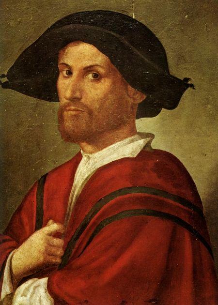 Giovanni Borgia, II Duke of Gandía was the son of Pope ...