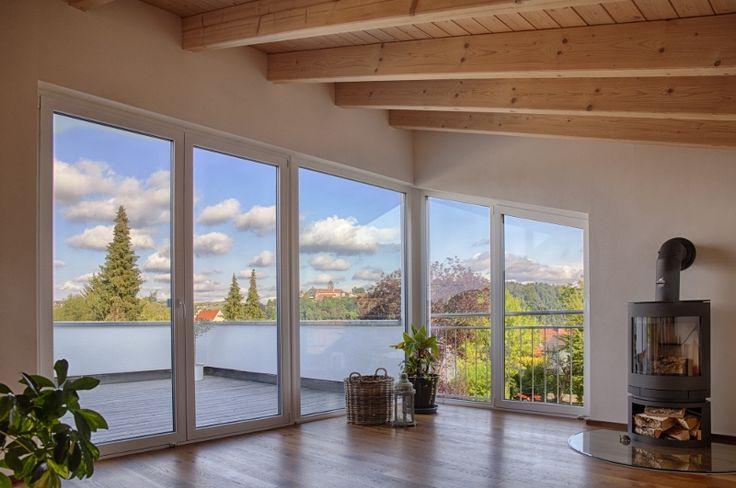 Holzdecken behandelt google suche innenraumgestaltung - Moderne holzdecken beispiele ...