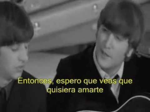 The Beatles - If I Fell - Subtitulado en Español (+lista de reproducción)
