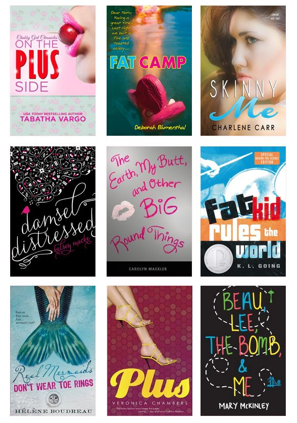 "iprefertoread: ""buttermybooks: ""books-cupcakes: ""Plus Sized Character Book RecommendationsSummer ( buttermybooks ) and I ( books-cupcakes ) recently discussed how there is a lack of plus size..."