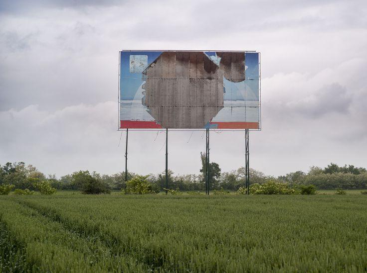 Visual Pollution - billboard