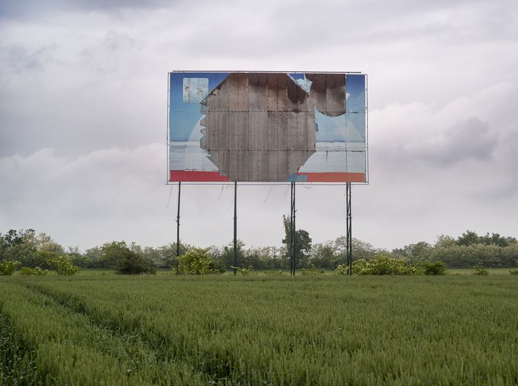 Visual Pollution - billboard