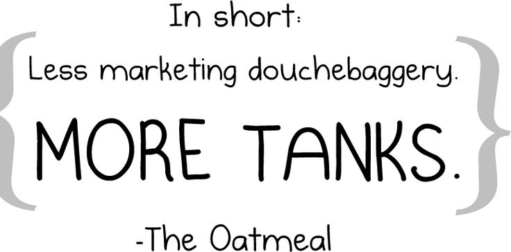 The secret to social media success: more tanks.: Facebooksubscrib Service, Facebook Likes, Facebook Hilarious, Funny, Theoatmeal, Tanks, Facebook Humor, Comic Strips