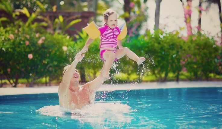 This week for Family Fun Month, let's focus on playing fun pool games. Here are some family fun games from our friends at Babble.com.