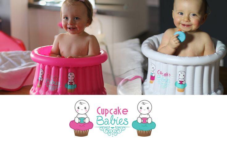 Cupcake Babies, nouvelle marque craquante et acidulée, révolutionne le moment du bain avec sa Cupcake Babies bath, la plus petite baignoire en forme de cupcake, idéal pour les petits espaces et pour voyager. Cupcake Babies bath permet un moment d'échange et de complicité avec bébé tout en épargnant le mal de dos aux parents.  Cupcake Babies propose également une ravissante collection d'accessoires pratiques pour le bain, les repas et le sommeil.