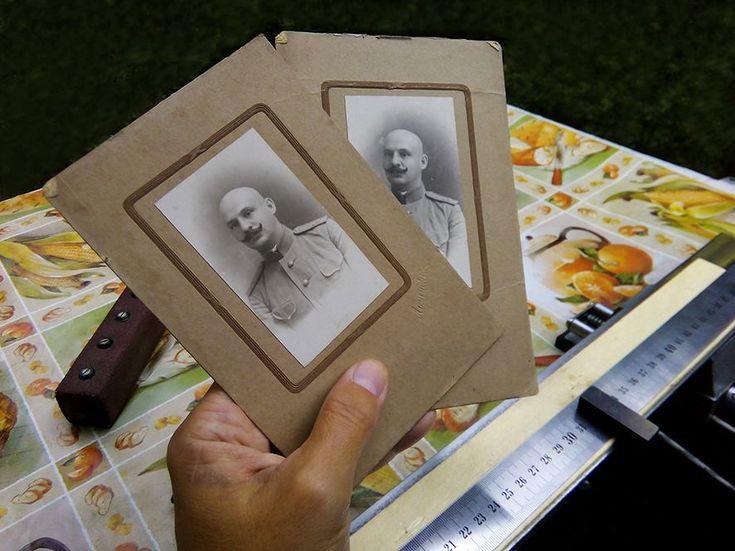 такой портрет старые фотографии обработка и хранение рады поделиться вами