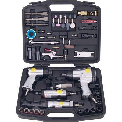 Northern Industrial Tools Air Tool Kit — 71-Pc. Set