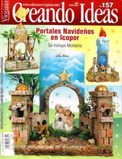 portales navideños  de incopor