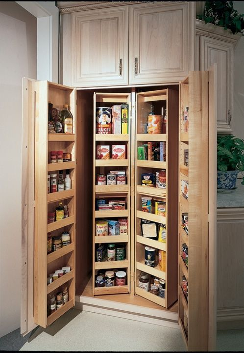1000 images about pantry on pinterest martha stewart Kraftmaid closet systems