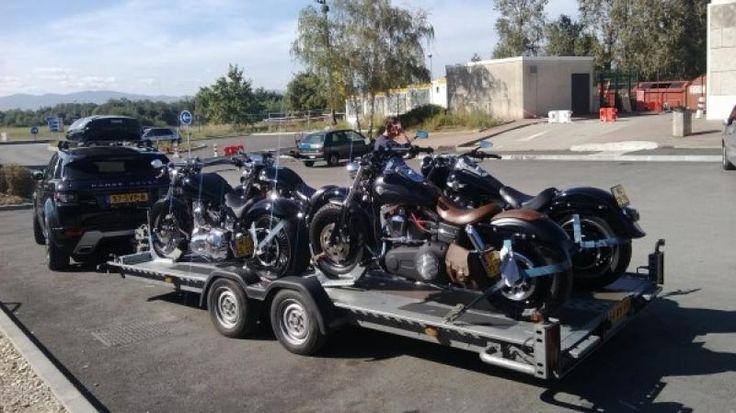 Motortrailers | Bouwman Aanhangwagens