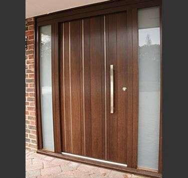 Modern Panel Doors